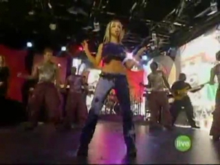 (You Drive Me) Crazy - MTV Live 2000 - Britney Spears