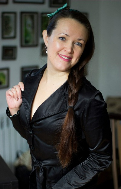 Алёна Рехтина