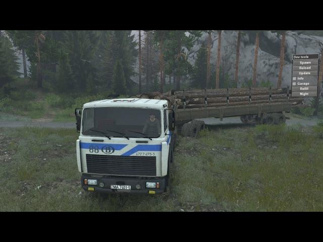 SpinTires Mzkt 7401