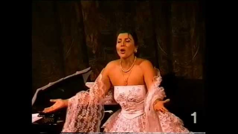 Maria Guleghina Solo Recital in Lille with Ivari Ilja