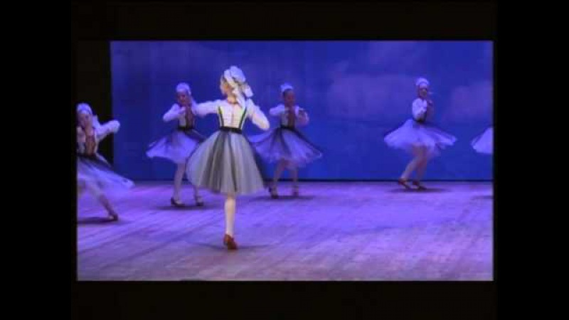 Байер - Тирольский танец