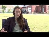 Friend Request -  Behind The Scenes Interview with Alycia Debnam Carey