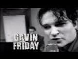 Gavin Friday and the Man Seezer 3 tracks and interview VPRO 1989