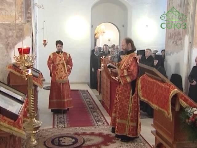 День памяти великомученика Феодора Стратилата