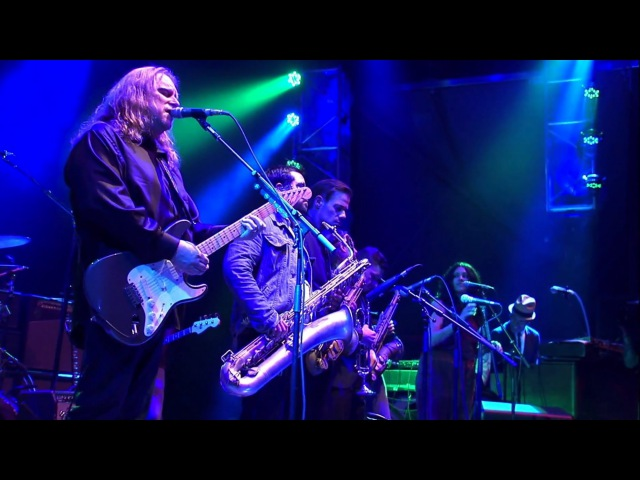 Govt Mule - Id Rather Go Blind (Etta James Cover) feat. Special Guests - Mountain Jam 2013