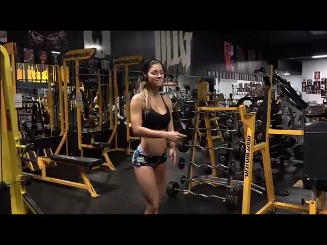 ANLLELA SAGRA - Workout and Motivation