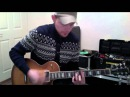 Cosmic girl Jamiroquai Guitar rhythm Parts (mark kelly Irish guitar player)