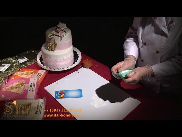Секреты оформления тортов