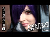 Mantova Comics & Games 2016 - Cosplay Music Video