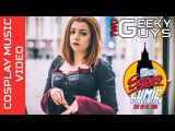 LONDON SUPER COMIC CON (LSCC) 2016 | Two Geeky Guys | COSPLAY MUSIC VIDEO