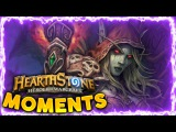 Hearthstone Funny Moments #13 - Daily Hearthstone Best Funny Lucky Moments Epic Plays | Sylvanas