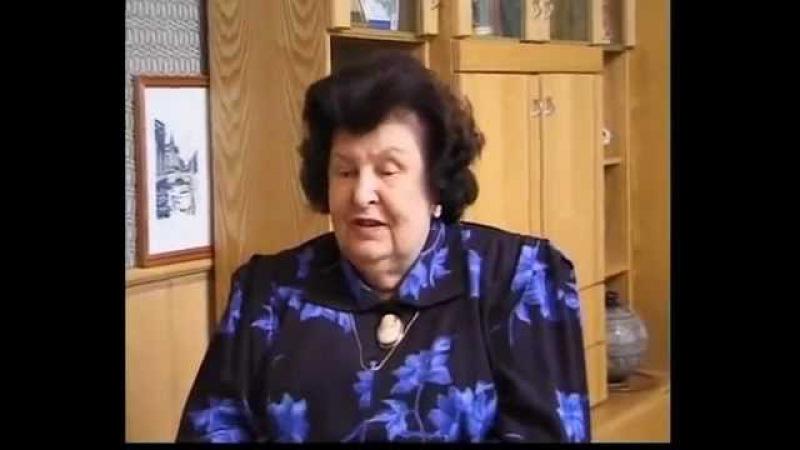 03 Nathalie Droin i professor Bekhtereva