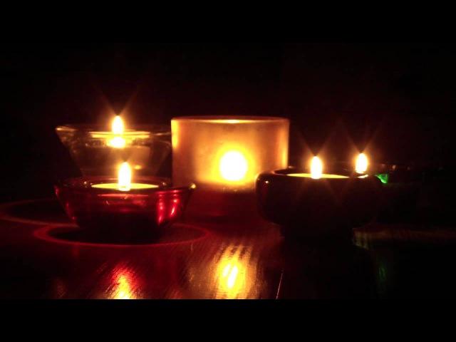 Свечи-2 / Candles-2, HD ( potok8 meditation mix)