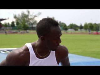 Usain Bolt - Training Session