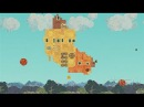 Patchwork Heroes Sony PSP Gameplay - Warship Go
