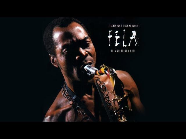 Fela Kuti - Teacher Don't Teach Me Nonsense (LP)