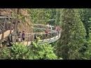 Capilano Suspension Bridge Cliffwalk | North Vancouver BC | Canada