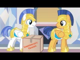 1st Class Sister, 3rd Class Delivery  My Little Pony  Flash Animation
