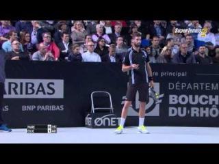 Benoit Paire vs MARIN CILIC FULL MATCH ᴴᴰ MARSEILLE 2016