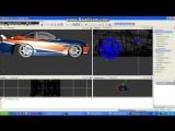 Конверт машины Nissan Silvia S15 Monalisa из фильма