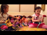 Куклы Винкс, Жасмин, лит пони, барби Winx Dolls, Jasmine, Little Pony, Barbie, play together!