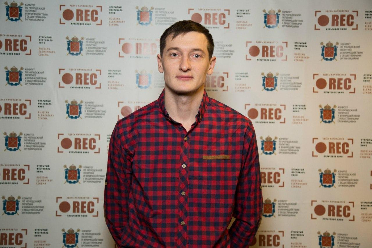 Антон Гребенщиков