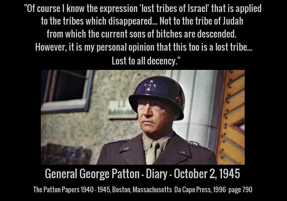 Pattons Murder