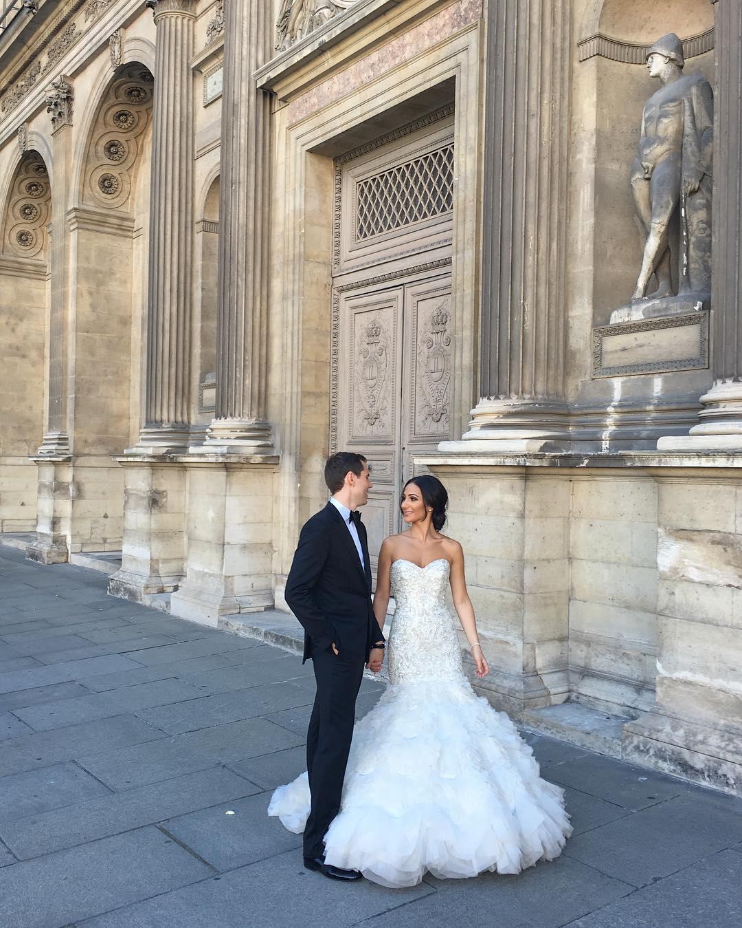 FtoKn92Yjgc - Фотографии последних летних свадеб (5 фото)