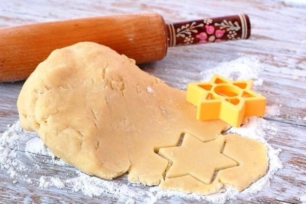 Тесто для печенья рецепт с фото