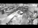 теракт Париж, камера видео наблюдения