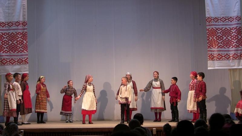 Фольклорный ансамбль Крезь куара - фестиваль Ой весна-красна