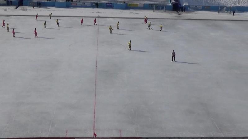 ССМ 2002-Волга 2002 2 тайм