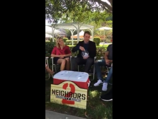 LIVE with the cast of 'Neighbors 2' by Entertainment 2