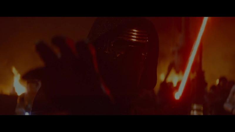 Звёздные войны Пробуждение силы/Star Wars: Episode VII - The Force Awakens (2015) Корейский ТВ-ролик