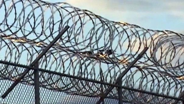 Заключенный, евший стальную проволоку, должен колонии около 250 тысяч