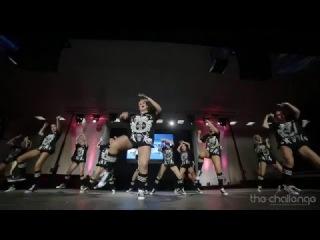 Final Mega Crew Adult Rising Hip Hop | Танцевальный центр All Stars | The Challenge Dance