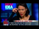 Ann Curry interview, talks Determination & NEVER Giving Up pt. 1
