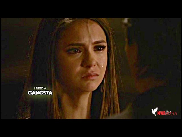 Damon Elena | I need a gangsta
