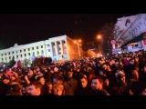 Крым. Симферополь. Вторая годовщина возвращения на Родину. Праздничный концерт
