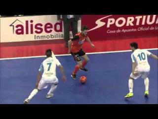 Quarterfinal. Cup of Spain. Catgas Energia Santa Coloma vs Burela Pescados Ruben