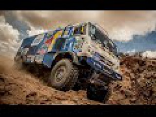 Dakar 2016. (дакар) Обзор 4-го этапа ралли дакар с грузовиками и внедорожниками