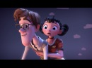 CGI 3D Animation Short Film HD On The Same Page by Carla Lutz and Alli Norman | CGMeetup
