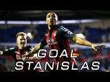 Goal Stanislas | Bournemouth 2:1 Manchester United•Гол Станислас | Борнмут 2:1 Манчестер Юнайтед