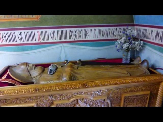 Илья Муромец Спасо Преображенский мужской монастырь Мурома Золотое кольцо России