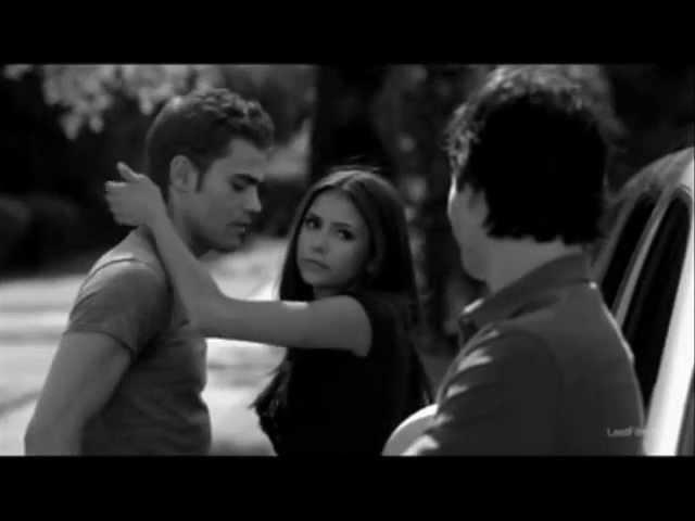 Damon Elena-Я не могу с тобою быть.wmv