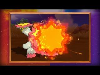 Turtonator Revealed for Pokémon Sun and Pokémon Moon!