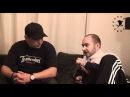 Интервью с Шокком о налёте в Москве, часть первая