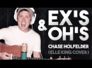 ELLE KING - EX'S OH'S (cover)