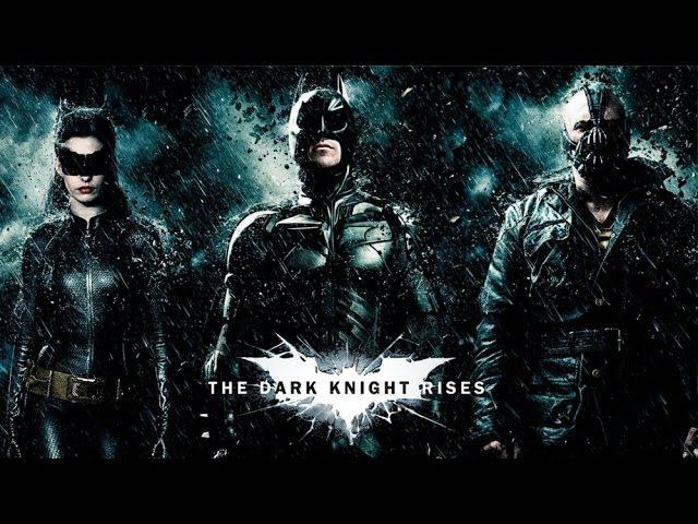 Темный рыцарь: Возрождение легенды (2012) Трейлер №2 (дублированный)