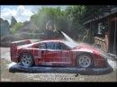 Ferrari F40 - Full Correction Detail by Cambridge Autogleam